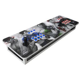 Controle Arcade Duplo 95cm - Ps3, Ps4 E Pc, Com Fio Usb (09)