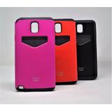 Funda Galaxy Note 3 Mercury Goospery I Pocket Bumper