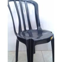 Cadeiras De Plástico Bistrô Goyana Colorida -unica 140kg