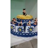 Torta De Cajitas Souvenir Graduacion
