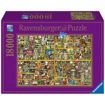 Puzzle 18000 Piezas Biblioteca Libros 17825 Ravensburger