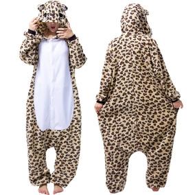 Pijama Mameluco De Leopardo Cosplay H8093