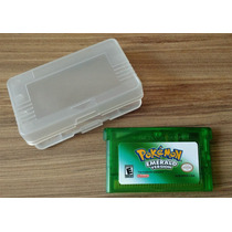 Pokémon Emerald Gba Game Boy Advance - Frete Grátis (leia)