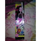 Draculaura Monster High Nueva