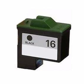 Cartucho 16 (10n0016) Preto Z645 Z647 X1270 X1185 Z513 X1195