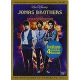 Jonas Brothers En Concierto 2d Y 3d Version Extendia En Dvd