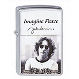 Encendedor Zippo John Lennon Colleccionable Original
