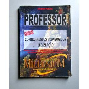 Conhecimentos Pedagógicos Legislação - Professor - Concurso