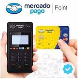 Máquina De Cartão De Crédito Point H- Frete Grátis
