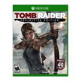 Tomb Raider Definitive Edition Xbox One Físico Nuevo Sellado