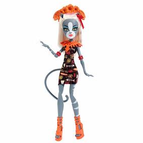 Monster High Meowlody Vacaciones Monstruosas Mattel