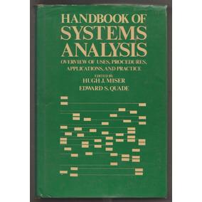 Handbook engenharia livros de engenharia no mercado livre brasil handbook of systems analysis miser anlise de sistemas fandeluxe Image collections