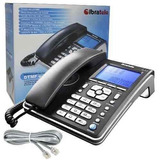 Aparelho Telefone Fixo Identificador Chamadas Bina Viva Voz