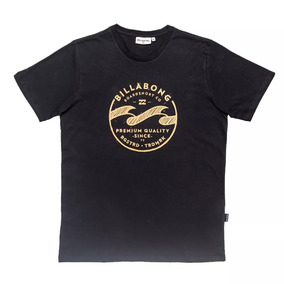 Remera Hombre Billabong Double Wave Tee 11181014 Cne