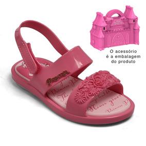 376ca23702 Sapatilha Grendene Kids Princesa Brilho Real - Sapatos no Mercado ...