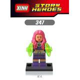 Minifigura Star Fire Xinh Jovenes Titanes Calaz Toys