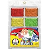 Perler Beads Mini 24000 Pzas 24 Colores Y 4 Tableros