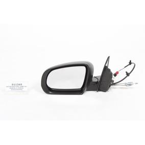 Retrovisor Externo Fiat Toro 16/cd Manual Esquerdo Preto