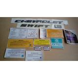 Chevrolet Swift 1.3 Calcomanias