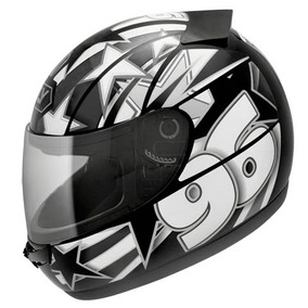 Capacete Fly Drive Hg 96