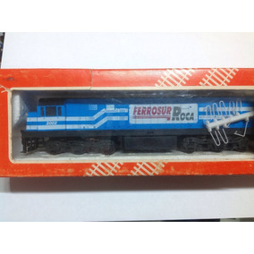 Locomotora Frateschi Ho 1/87 Digitalizada Ferrosur Roca Myuj