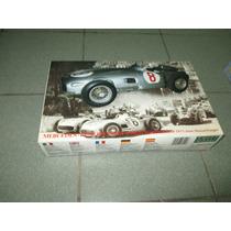 Mercedes Benz Rw 196 F1 Fangio 1/24 Nuevo P/armar