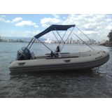 Flexboat Sr-15 Com Motor Yamaha 40hp 4 Tempos 3 Cilindros