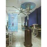 Calefactor De Gas Para Patio Color Moka, Oferta!