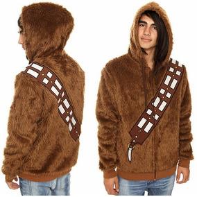* Chamarra Hoodie Star Wars Chewbacca Chewie Envio Gratis*
