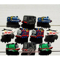 Combo 5 Pines Jibbitz 3d Thomas & Friends Para Crocs