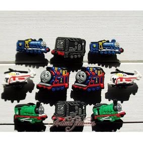 Combo 5 Pines Jibbitz 3d Thomas & Friends Para Crocs (envio)