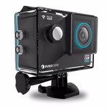 Cámara Eurocase Crosscam Pro Eucs-1023 Sumergible 30m Lcd 2¨