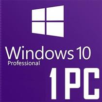Windows 10 Pro - Home Licencia Original Profesional