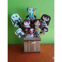 Paletas De Bombon Fiesta Infantil Niña Monster High Y Mas