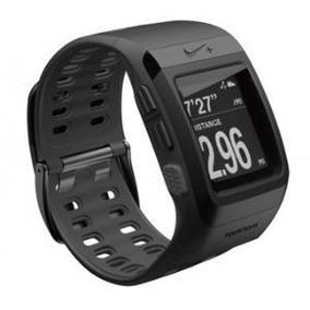Relógio Nike Sportwatch Gps Tomtom Black Wm0069 Original - Joias e ... c7f2cafd4edf6