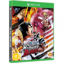 One Piece: Burning Blood Xbox One - Mídia Física Lacrado