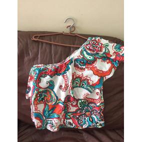 08b27fd9444c4 Blusa De Um Ombro Só - Calçados, Roupas e Bolsas, Usado no Mercado ...