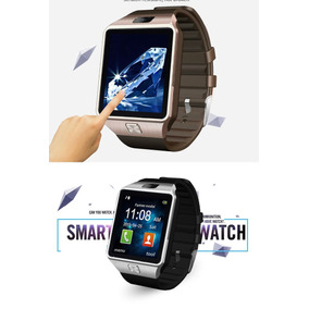 Relógio, Telefone, Com Câmera, Gravador De Voz + Cartão 8 Gb