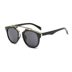 Oculos De Sol Escuro Gatinho - Óculos no Mercado Livre Brasil ff91ff6d23
