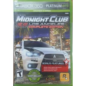 Midnight Club: Los Angeles Comp. Ed. (com Bonus) - Xbox 360