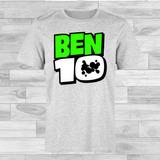 Camisetas 100% Algodon Estampado Personalizado - Ben 10