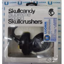 Audífonos Skullcandy Skullcrushers