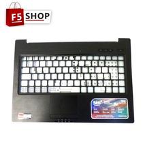 Carcaça Base Touchpad Notebook Positivo Premium S5400