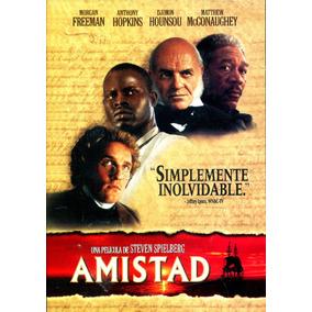 Dvd Amistad ( 1997 ) Steven Spielberg / Matthew Mcconaughey