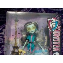 Monster High Frankie Stein Scaris Nueva