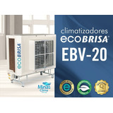 Climatizador Ecobrisa Ebv 20 Abs