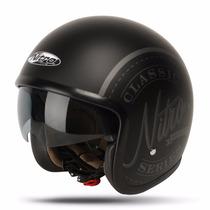 Casco Nitro X 581 Decal Retro Cafe Racer Custom Devotobikes
