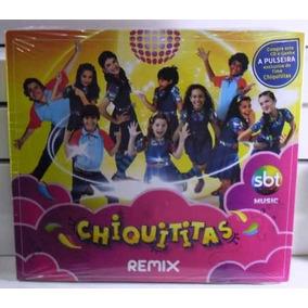 Cd Chiquititas Remix Sbt
