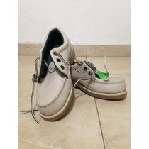 Zapato De Trabajo Choclo Color Miel Van Vien Antiderrapante