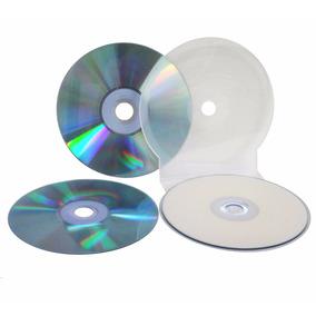 50 Estuches Para Cd O Dvd Tipo Concha Varios Colores